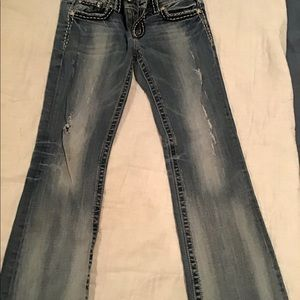 Miss me boot jeans